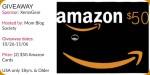 XerosGear Amazon $50  Gift Card #Giveaway {2 Winners}