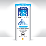 Zim's Max-Freeze Patches #Giveaway