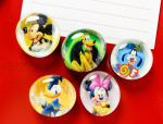 DIY Magnets : Disney, Monsters, & Whatever Your Heart Desires