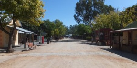 The Port of Echuca