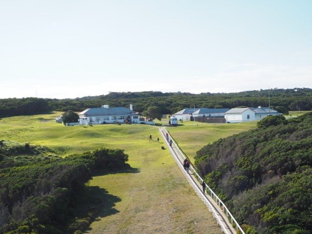 Accommodation - Cape Otway Lighthouse