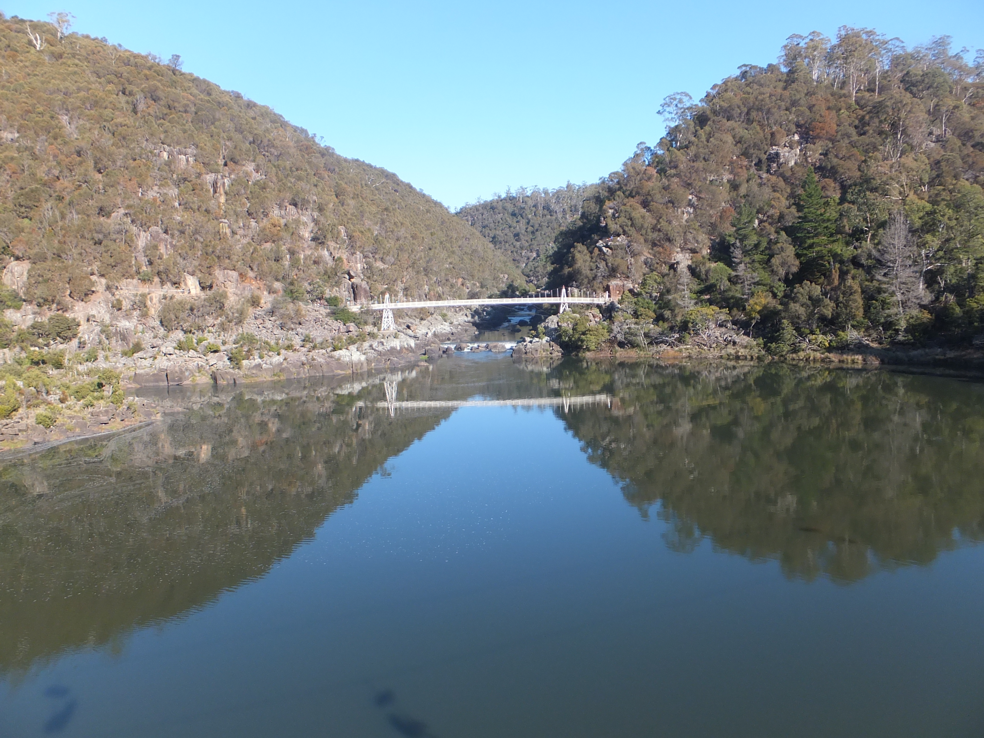 An Afternoon At Cataract Gorge With The Kids Launceston