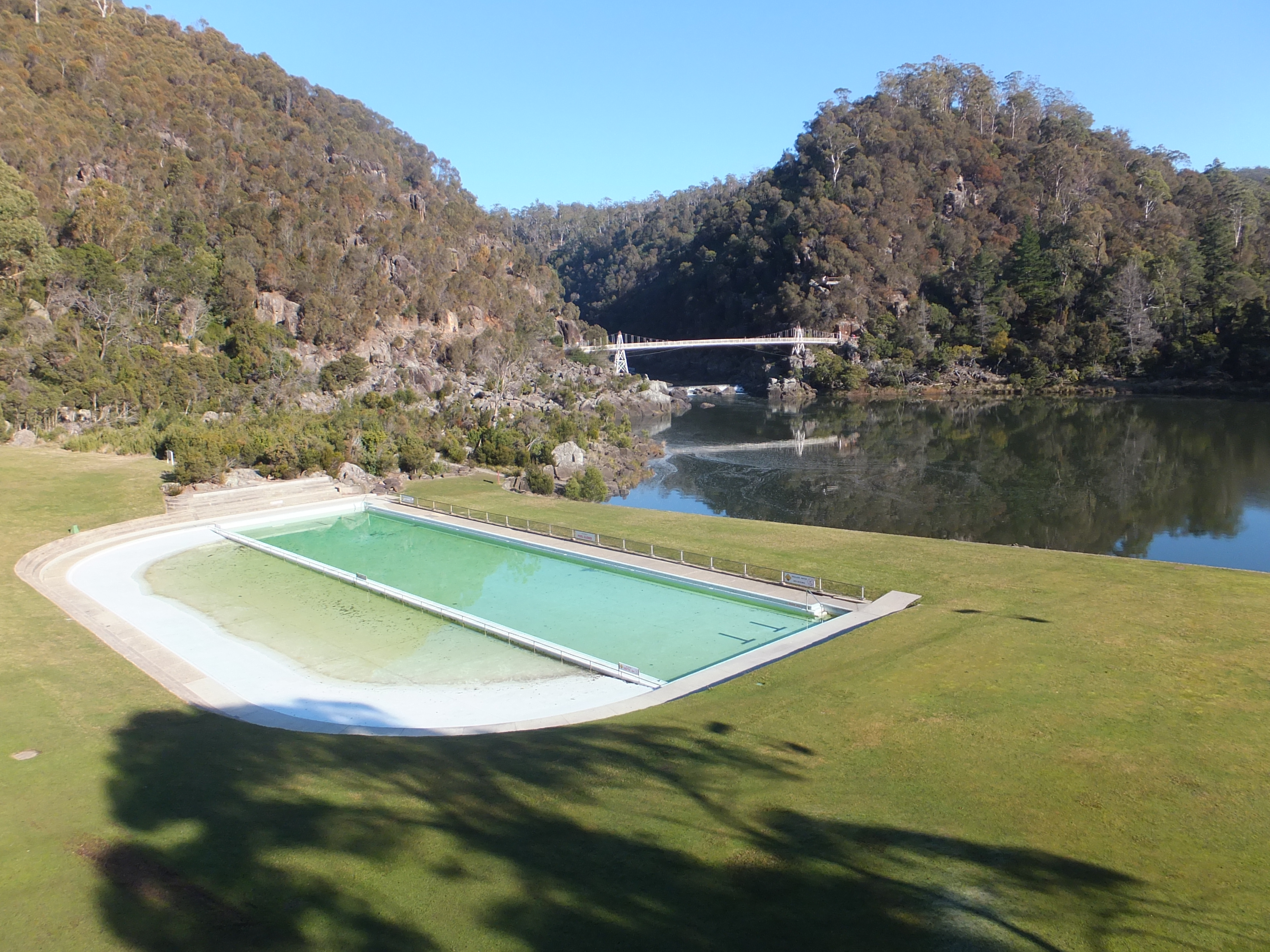 An Afternoon At Cataract Gorge With The Kids Launceston Travelling With Kids Our3kidsvtheworld