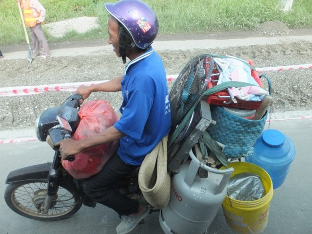 Life on the roads HCMC