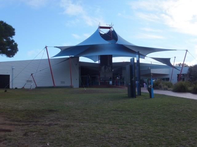 The Penguin Parade Visitors Centre