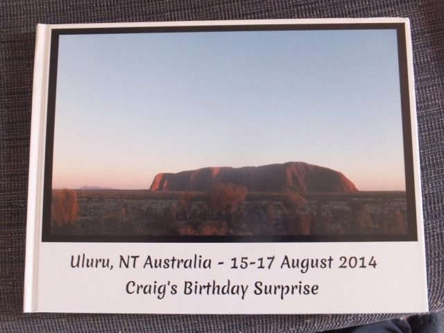 Uluru - 2014