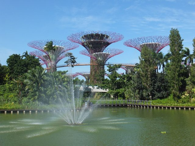 Garden By The Bay Blog gardensthe bay, singapore - travelling with kids - family