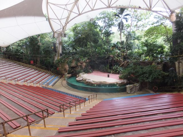 Shaw Foundation Amphitheatre, Singapore Zoo