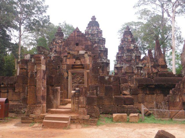 Banteay Srei, the ladies temple
