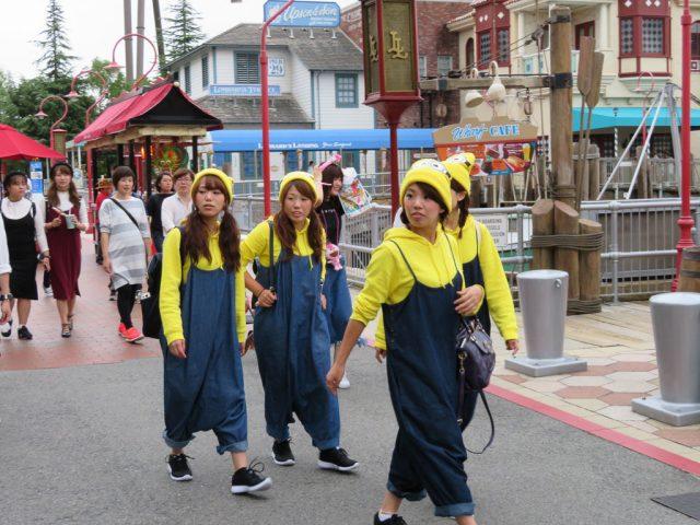 Minions! Universal Studios Japan