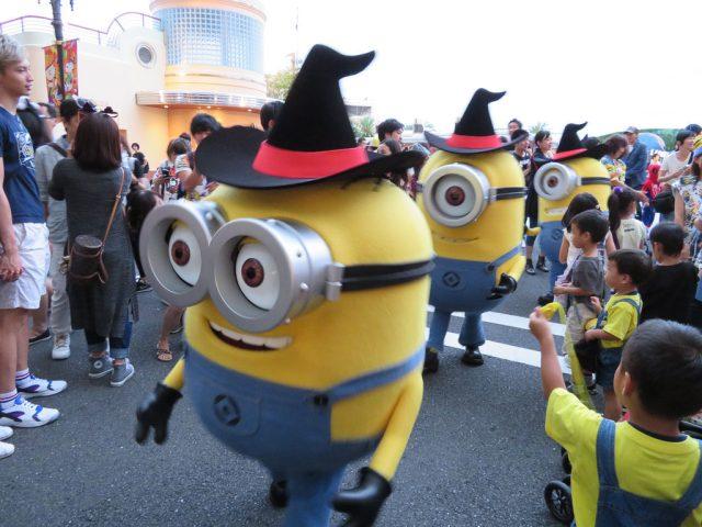 Minion Parade, Universal Studios Japan