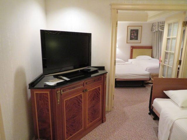 Junior suite - Rihga Royal Suite