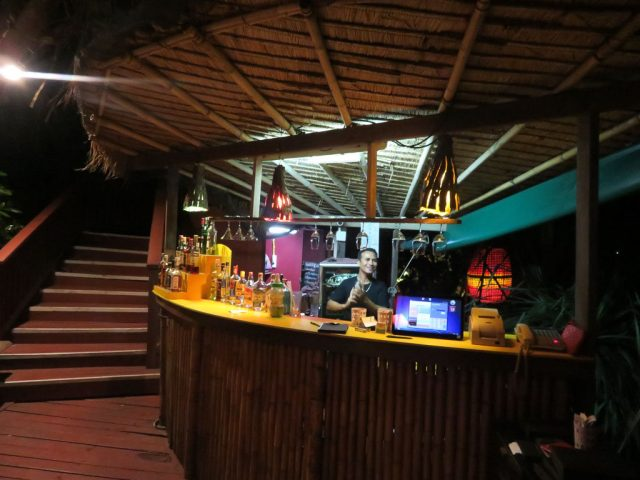 Margarita time! Reggae Bar, Crown Lanta