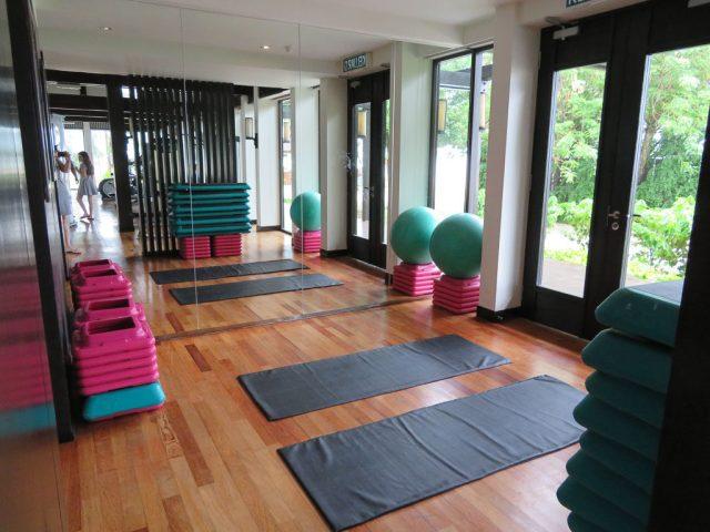 Meritus Pelangi - gym
