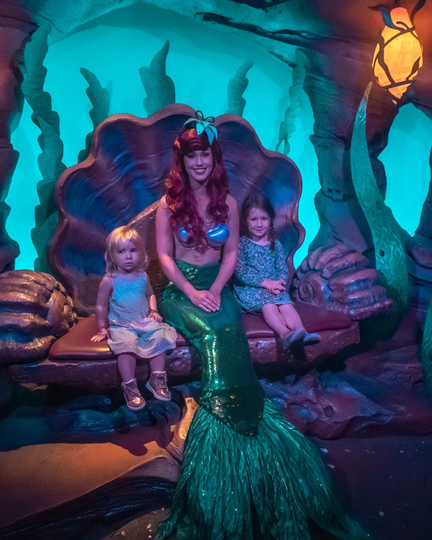 princess ariel magic kingdom