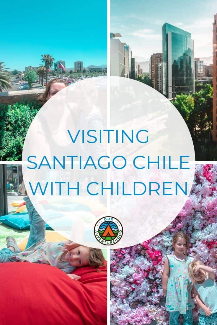 Find out what there is to do in Santiago Chile with children. We were there during the protests and still found lots of great fun to keep us entertained.