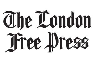 The London Free Press logo