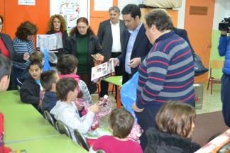 Στο 1ο Ειδικό Δημοτικό Σχολείο σήμερα ο Δήμαρχος Αγρινίου (4)
