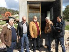 Στα έργα αποχέτευσης στη Λεπενού και στην Πάλαιρο ο Λυτράς (1)