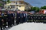 Εγκαινιάστηκαν οι εγκαταστάσεις των Εθελοντικών Πυροσβεστικών Σταθμών Β' τάξης (1)
