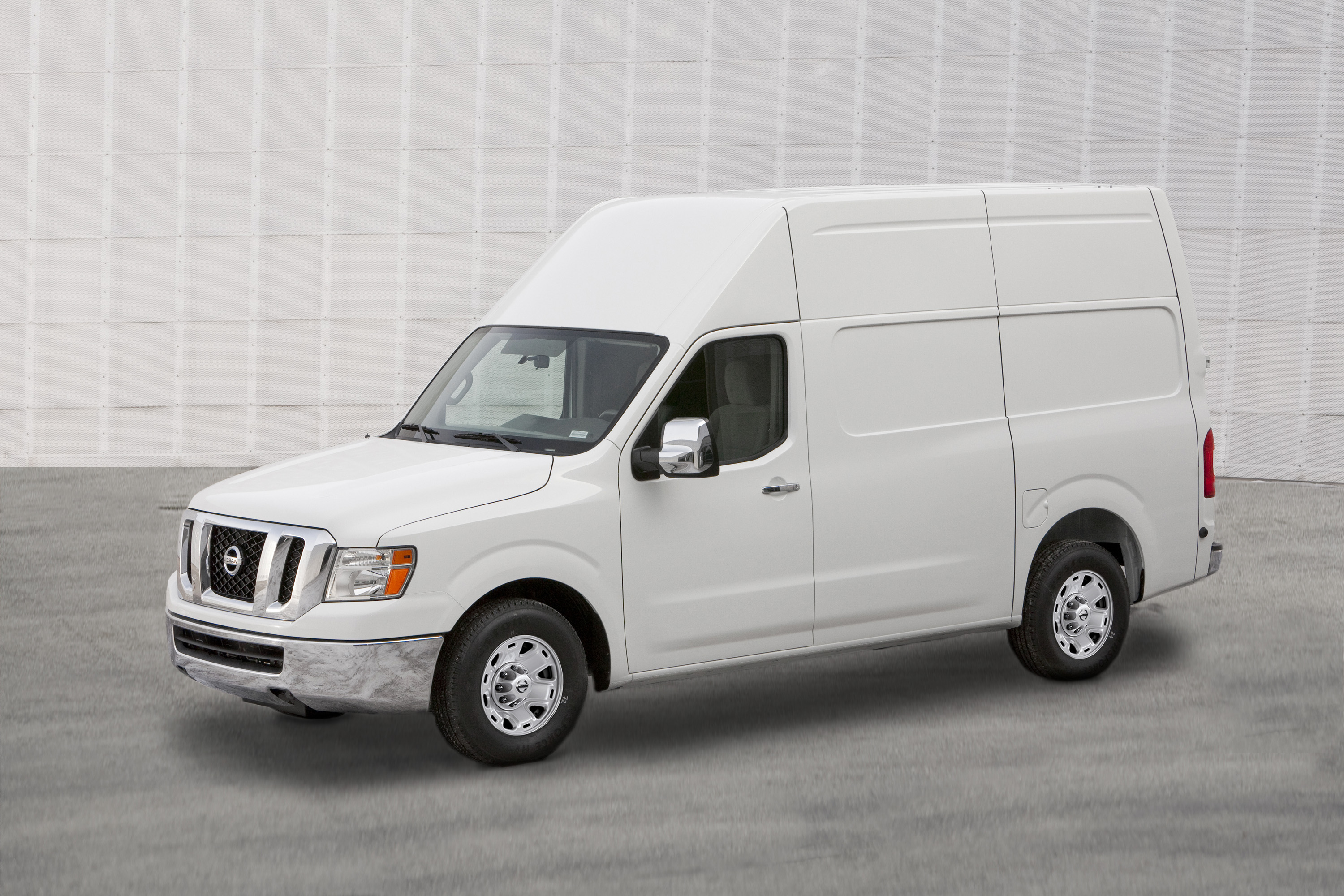 Nissan moving into the commercial van market our auto expert the culmination vanachro Gallery