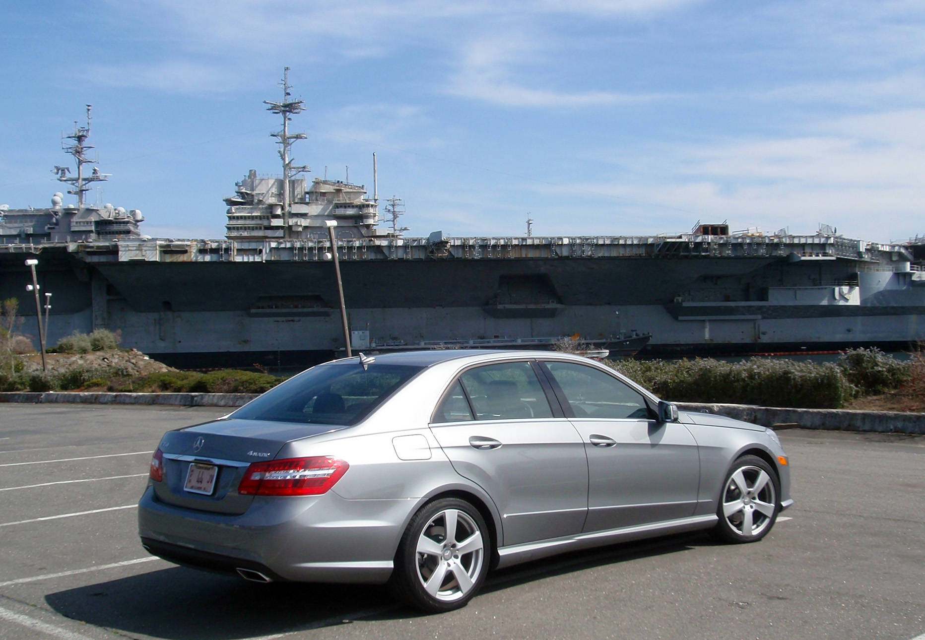 Test drive 2010 mercedes benz e350 4matic our auto expert for 2010 mercedes benz e350 4matic