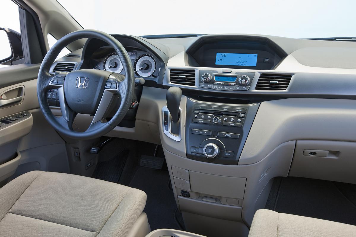 Honda Odyssey Touring Elite Msrp