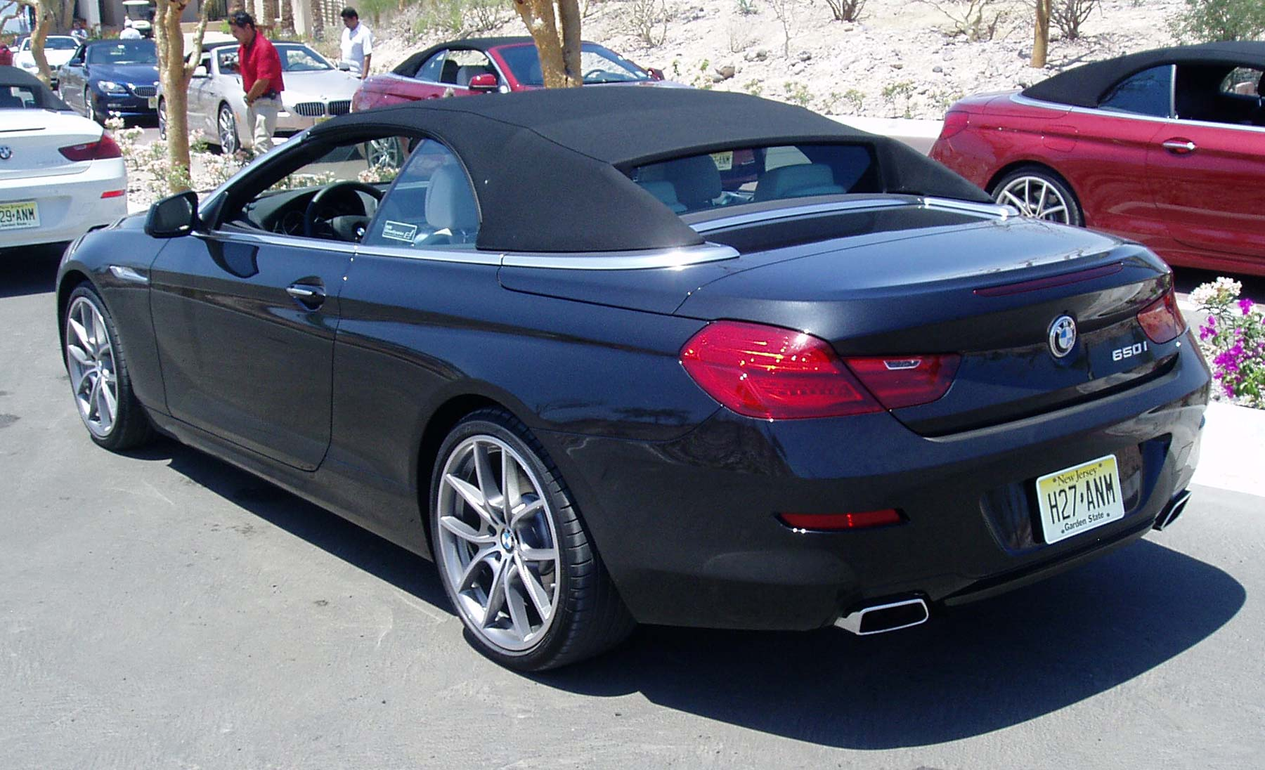 Test Drive: 2012 BMW 650i Convertible – Our Auto Expert