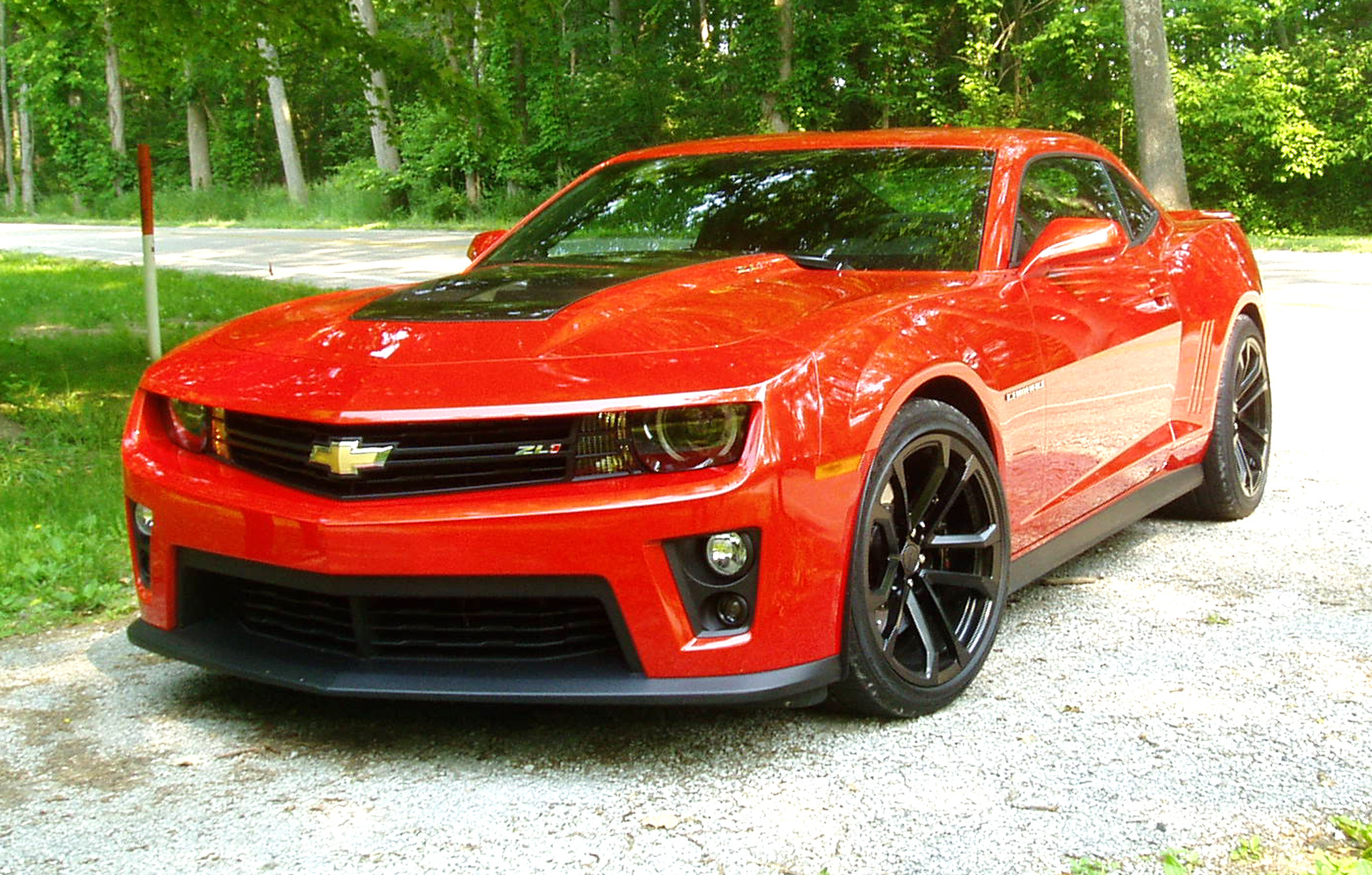Test Drive 2012 Chevrolet Camaro Zl1 Our Auto Expert