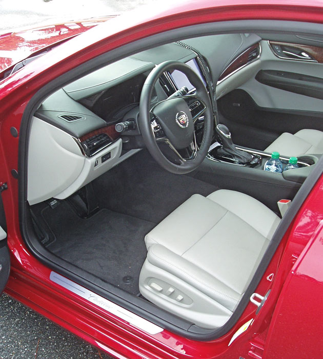 Cadillac 2013 Price: Test Drive: 2013 Cadillac ATS Compact Luxury Sedan