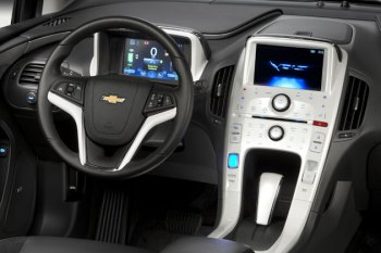 2011 Chevrolet Volt - Dashboard