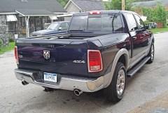 2013 Ram 1500 - Rear view