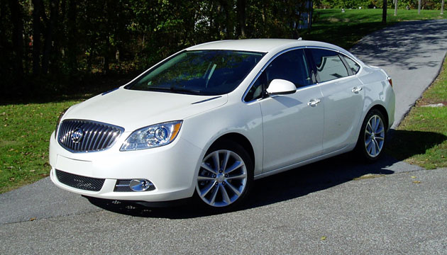our test auto turbo drive buick verano expert