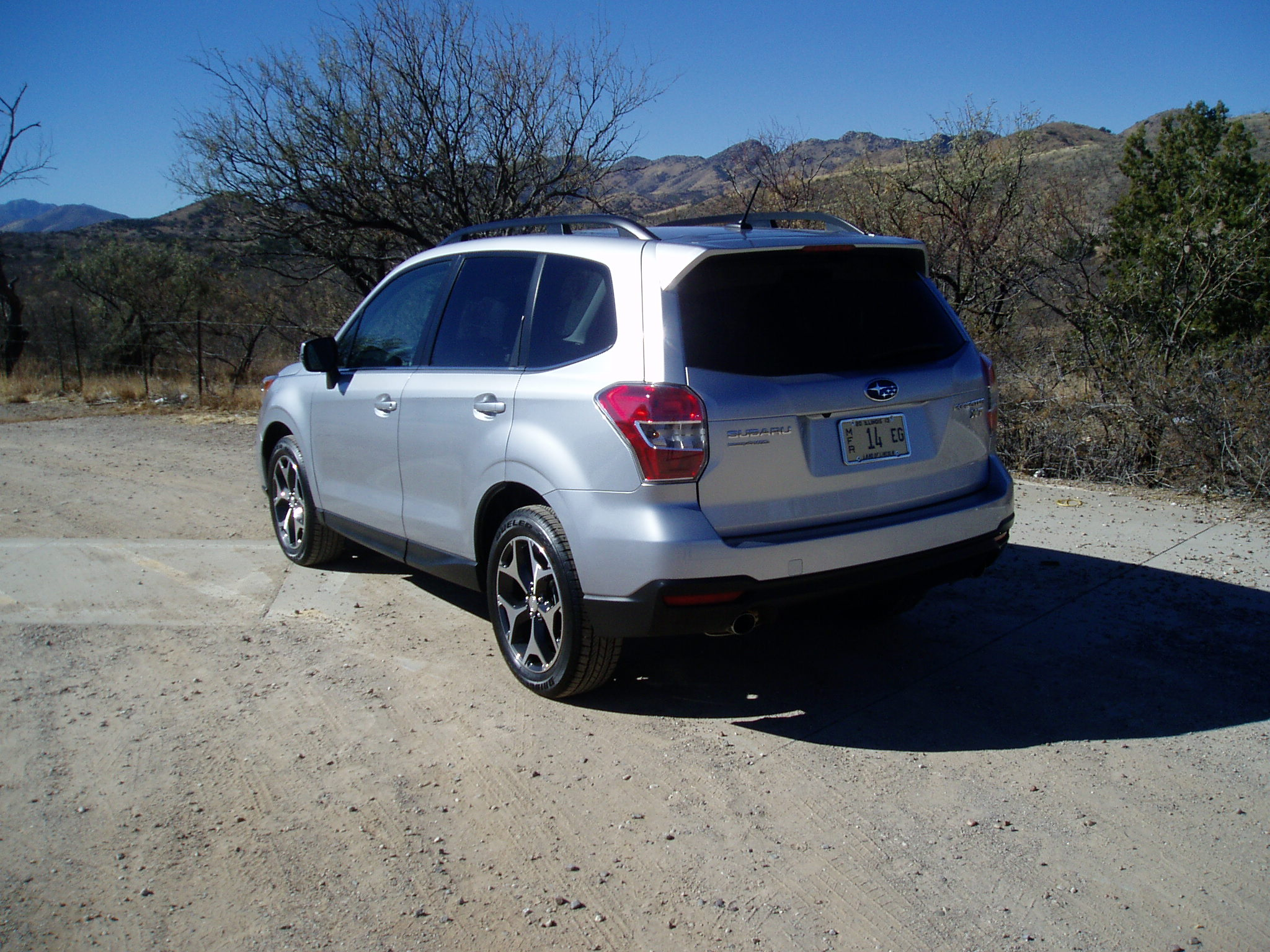 2014 subaru forester 2.0xt touring – our auto expert