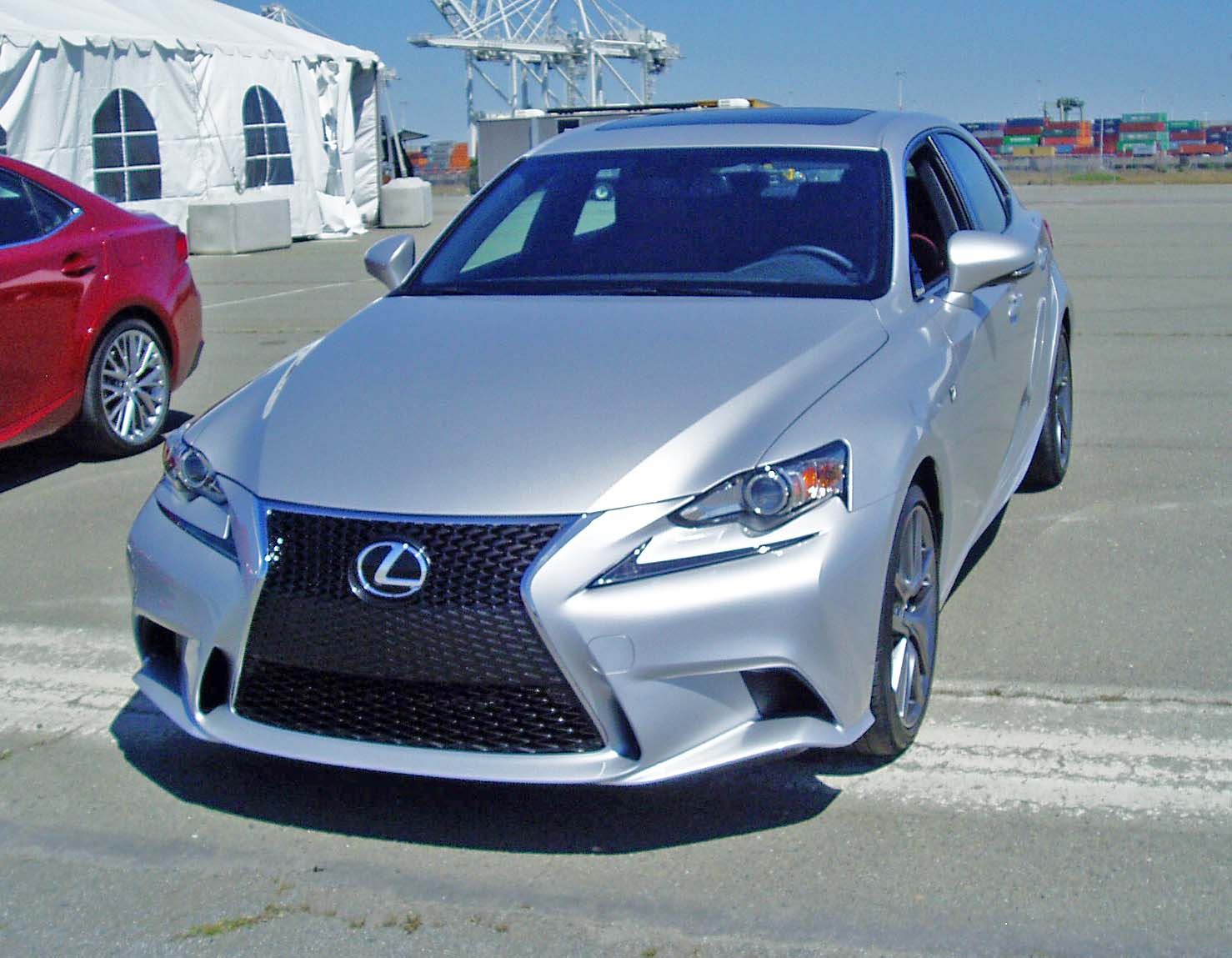 2014 lexus is 250 and is 350 test drive our auto expert. Black Bedroom Furniture Sets. Home Design Ideas