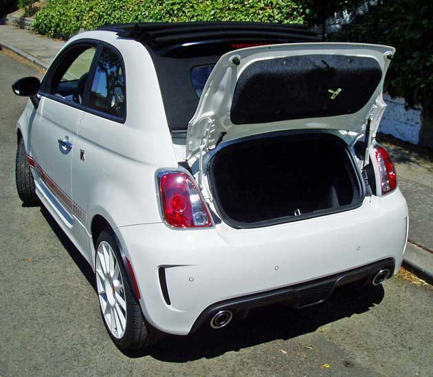 2013 fiat 500c abarth cabrio test drive our auto expert. Black Bedroom Furniture Sets. Home Design Ideas