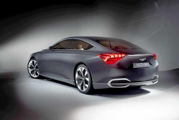 2555A Concept HCD14 rear
