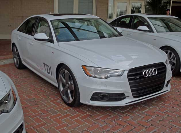 2014 audi a6 3 0 tdi diesel test drive efficiency rally our auto expert. Black Bedroom Furniture Sets. Home Design Ideas