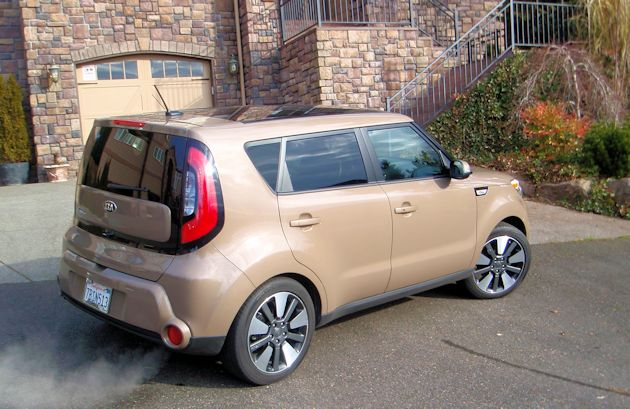 Kia soul test drive our auto expert for Kia motors pay bill
