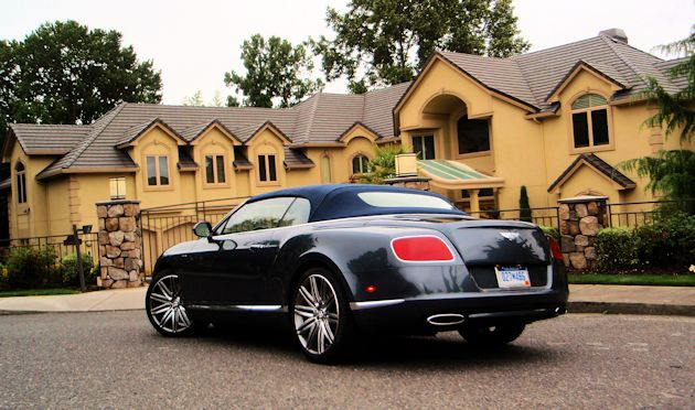 2014 Bentley Continental GT Speed Convertible Test Drive – Our Auto ...