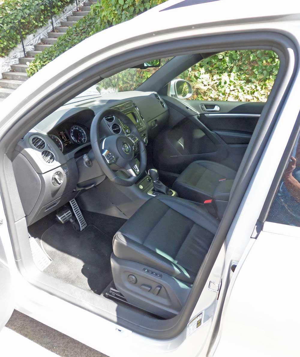 2014 Volkswagen Tiguan 2.0T TSI Test Drive – Our Auto Expert