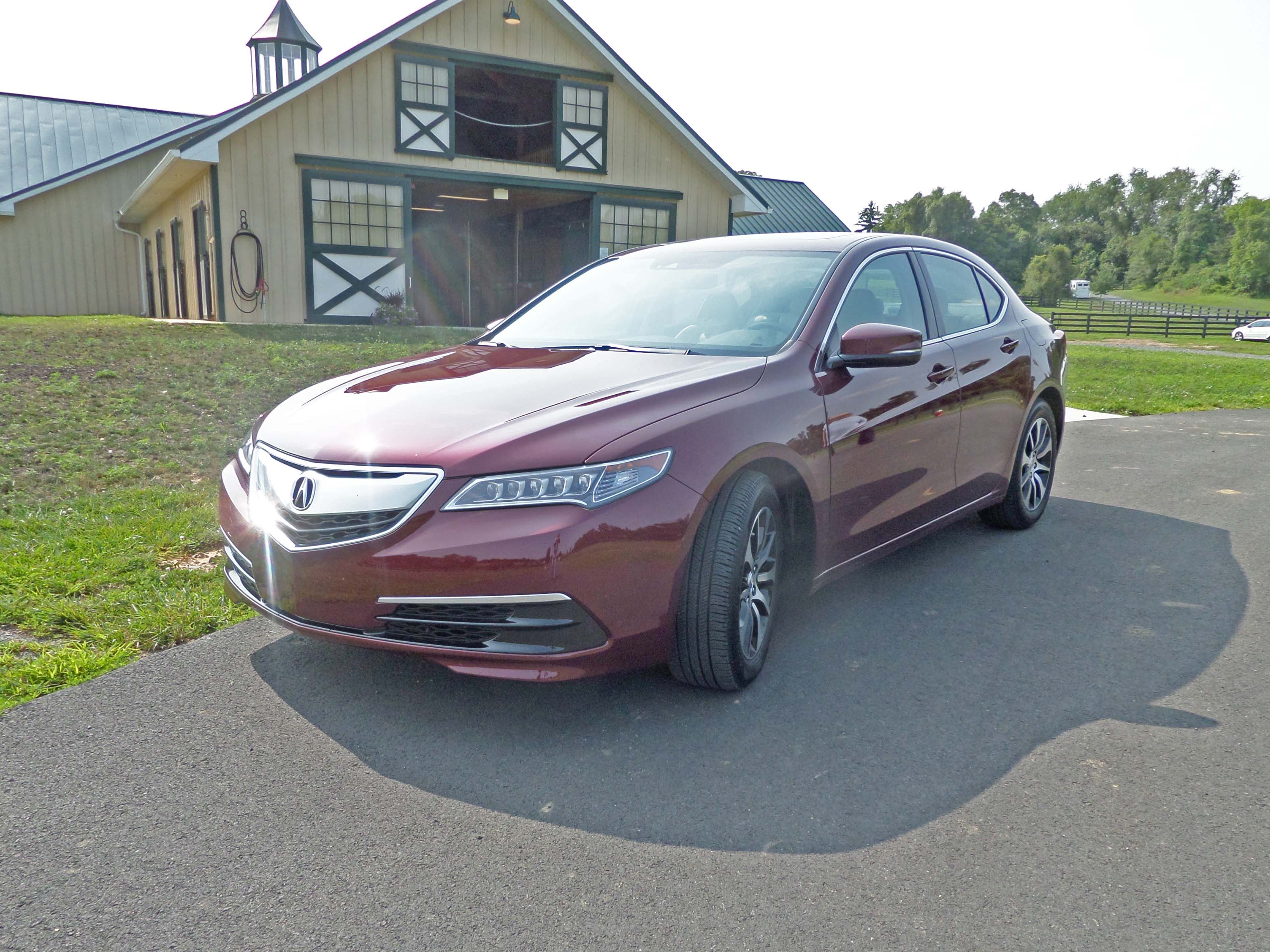 drive tlx expert test acura auto our rsd