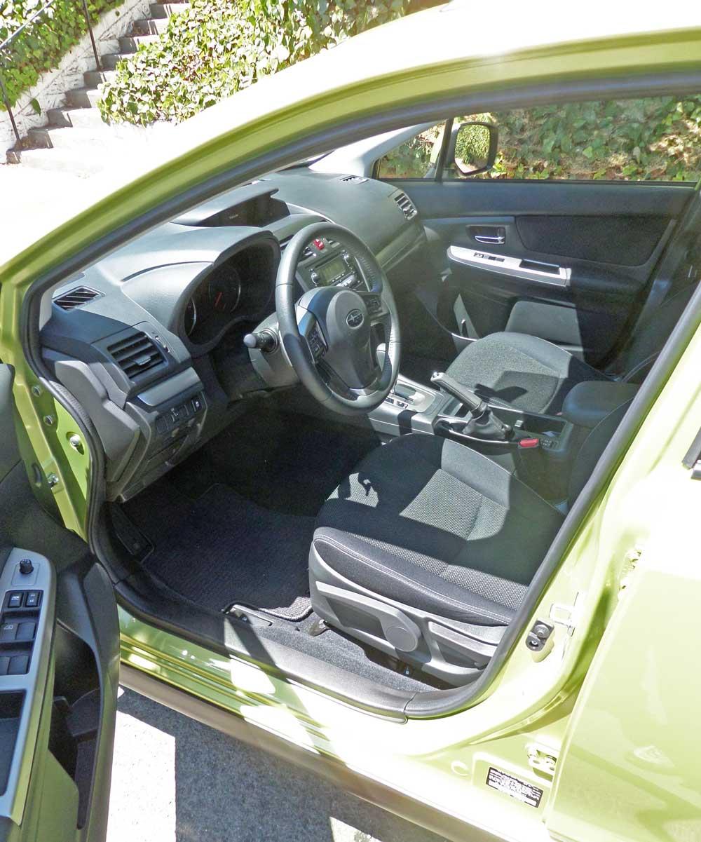 2014 Subaru Xv Crosstrek Hybrid Test Drive Our Auto Expert