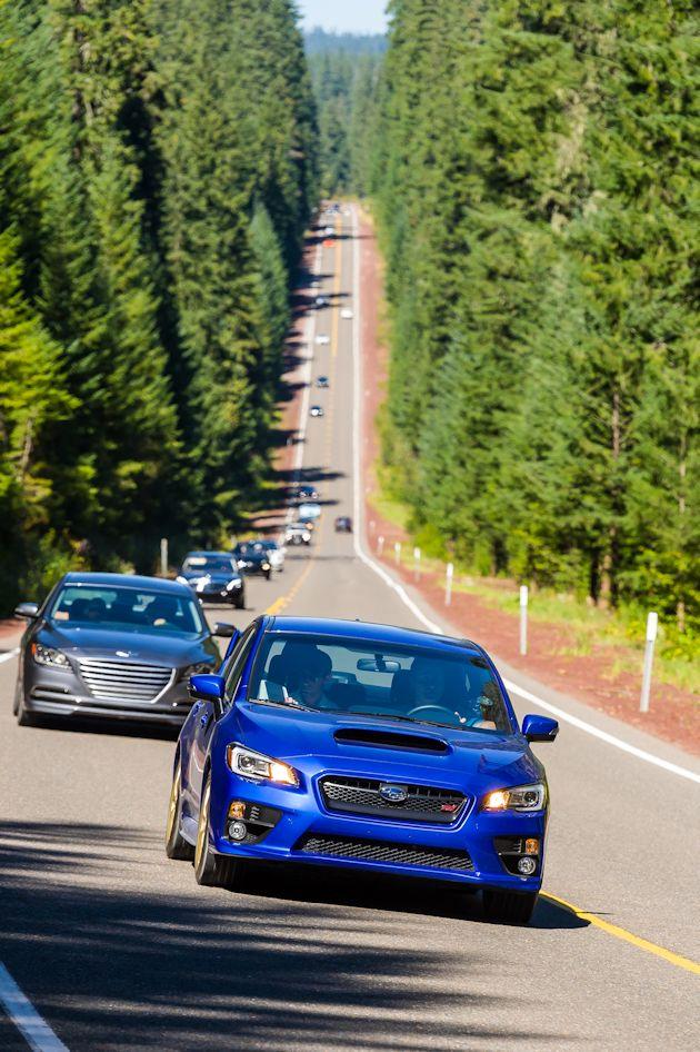 2014 Run to the Sun Part 3 Subaru WRX STI