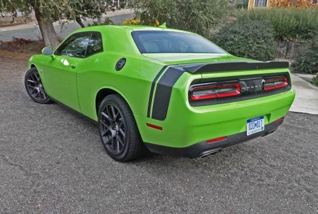 Dodge Challenger-Scat-Pack-LSR