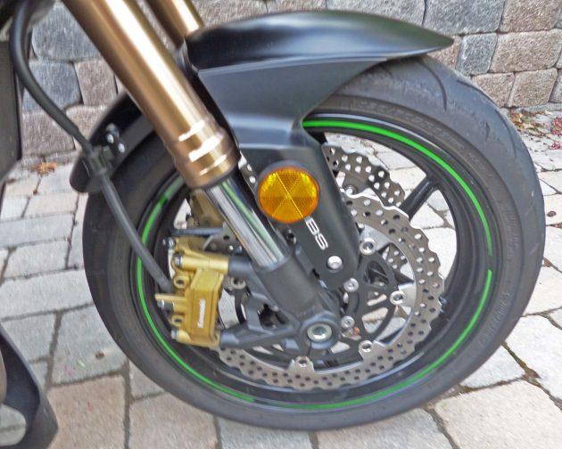 Kawasaki Z1000 FWhl