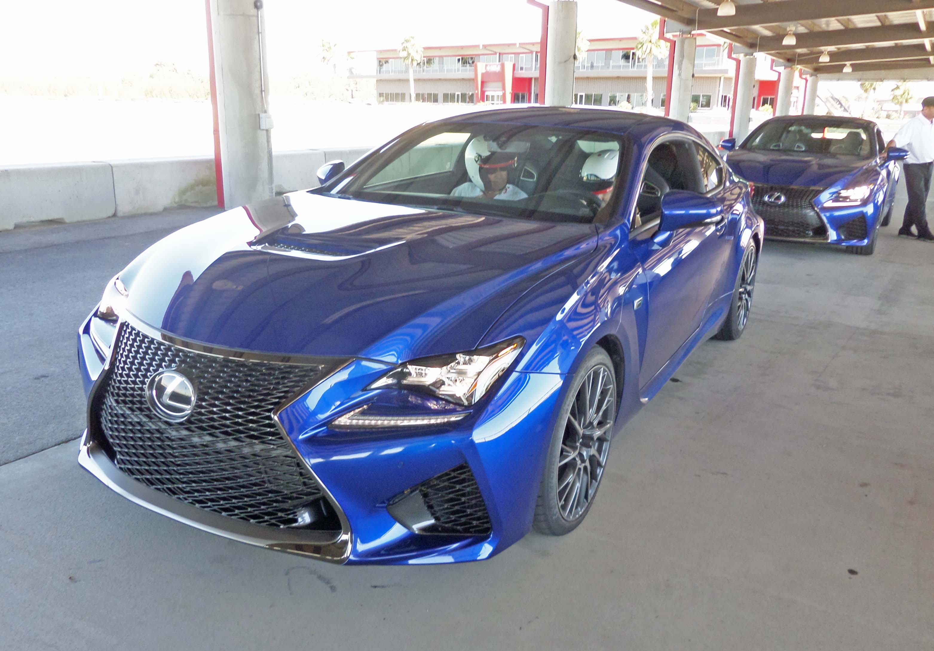 2015 lexus rc350 f sport and lexus rc f coupe test drives. Black Bedroom Furniture Sets. Home Design Ideas