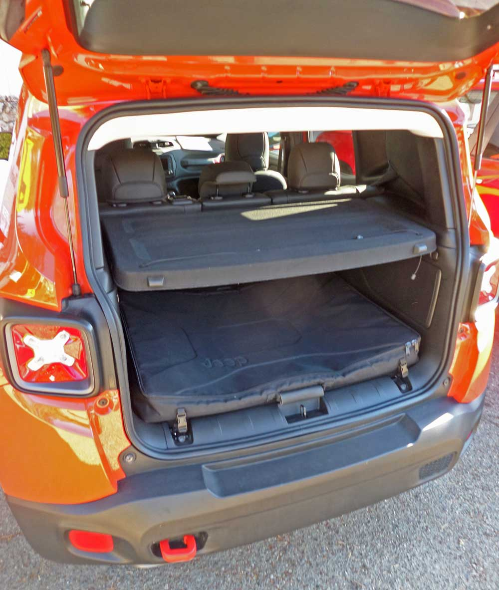 2015 Jeep Renegade Trailhawk Test Drive Our Auto Expert