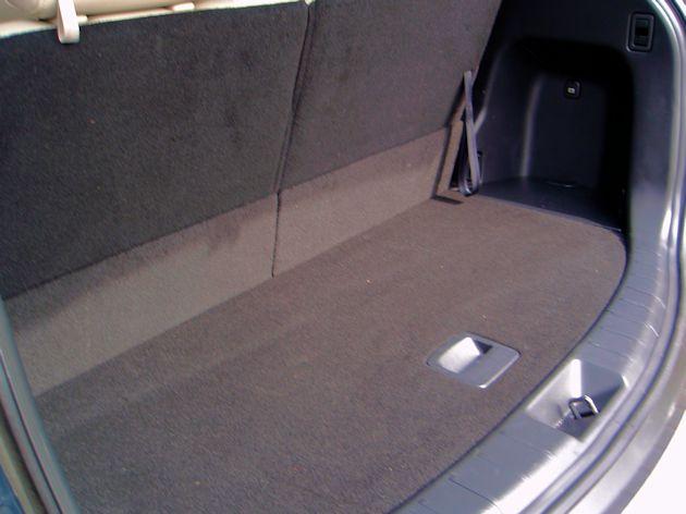 2015 Mazda CX-9 cargo