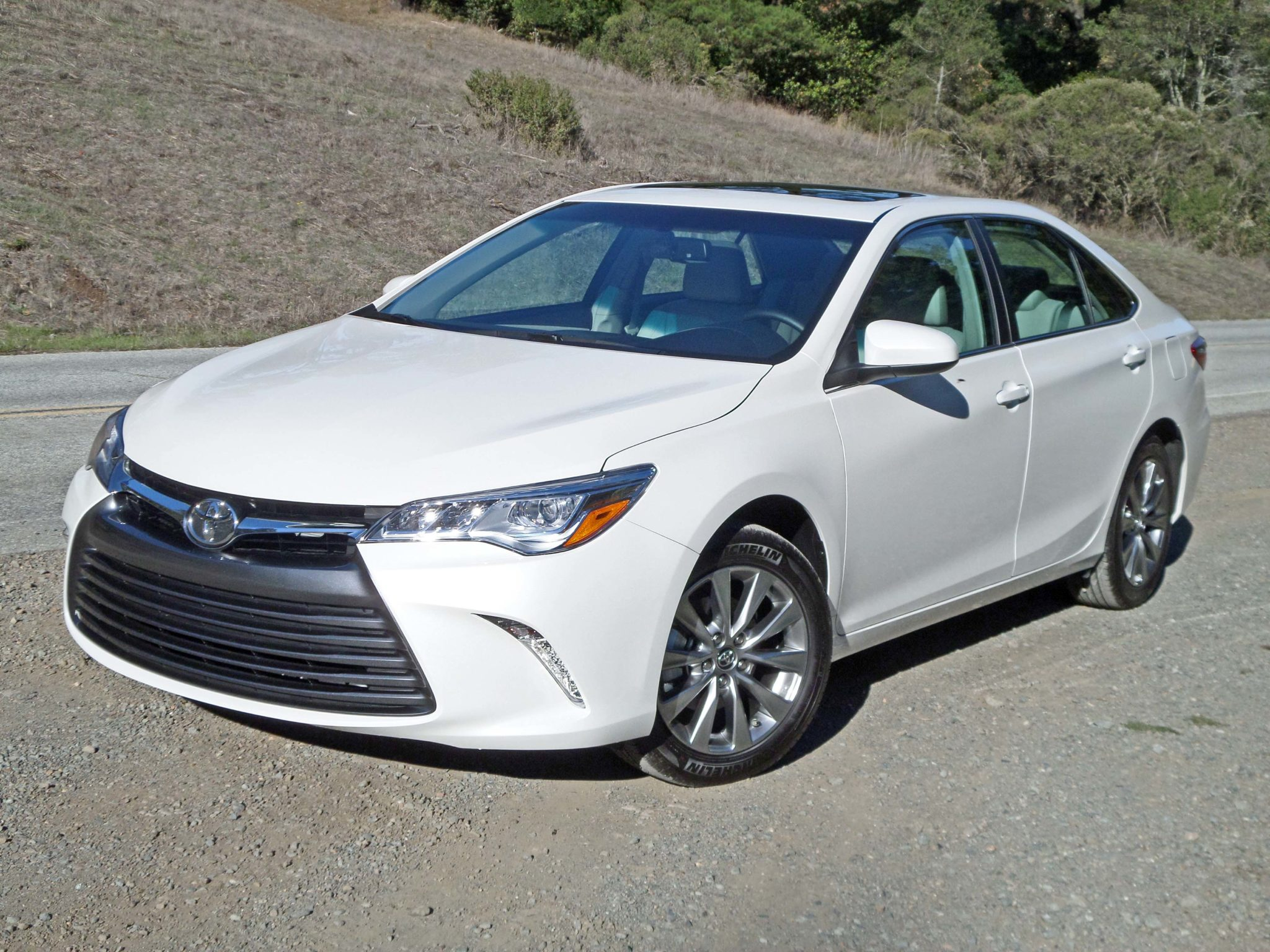 all new camry specs top speed grand veloz 2015 toyota xle v6 test drive  our auto expert